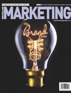 NZ Marketing – September 04, 2020