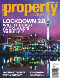 NZ Property Investor – September 2020