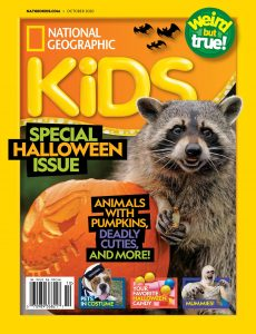 National Geographic Kids USA – October 2020