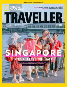 National Geographic Traveller India – August 2020
