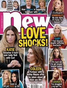 New! Magazine – 05 October 2020