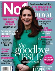 No 1 Magazine – September 17, 2020