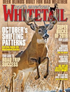 North American Whitetail – October 2020