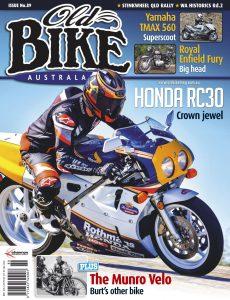Old Bike Australasia – September 13, 2020