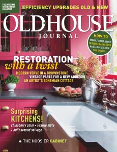 Old House Journal – October 2020