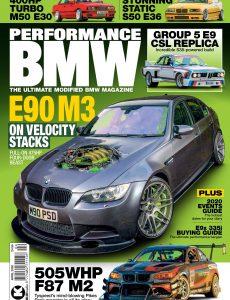 Performance BMW – April 2020