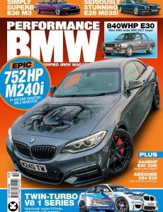 Performance BMW – October-November 2020