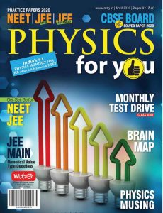 Physics For You – April 2020