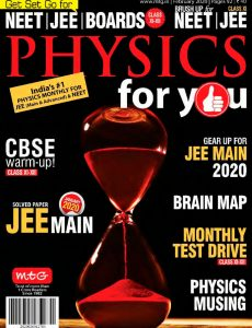 Physics For You – February 2020