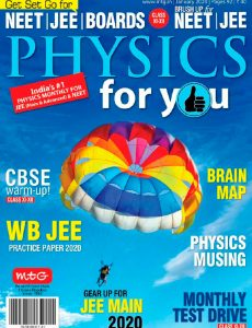 Physics For You – January 2020