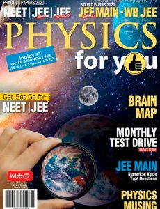 Physics For You – March 2020