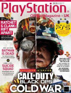 PlayStation Official Magazine UK – November 2020
