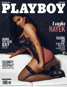 Playboy South Africa – September 2020