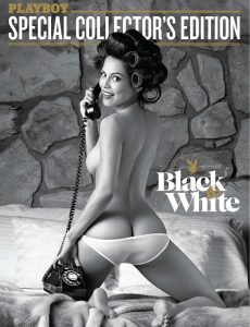 Playboy Special Collector's Edition Black and White – April 2015