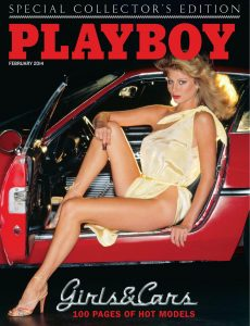 Playboy Special Collector's Edition Girls and Cars – February 2014