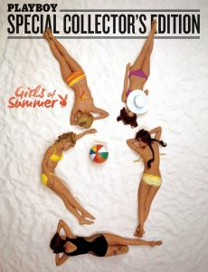 Playboy Special Collector's Edition Girls of Summer – July 2015