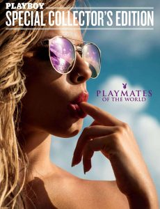 Playboy Special Collector's Edition PLAYMATES OF THE WORLD – September 2015