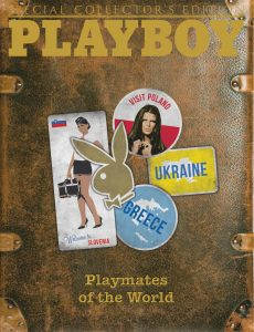 Playboy Special Collector's Edition Playmates of the World – June 2014