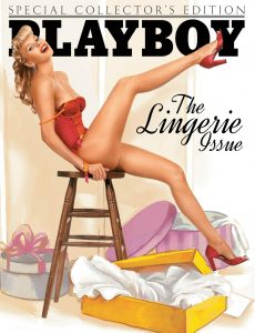 Playboy Special Collector's Edition The Lingerie Issue – April 2014