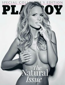 Playboy Special Collector's Edition The Natural Issue – May 2014