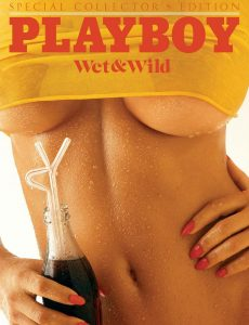 Playboy Special Collector's Edition Wet & Wild – January 2015