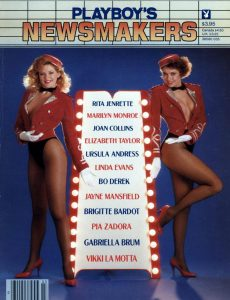 Playboy's Newsmakers – January 1985