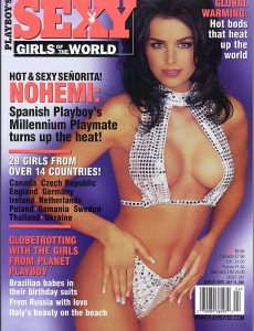 Playboy's Sexy Girls of the World – July 2001