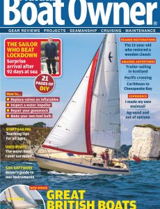 Practical Boat Owner – October 2020