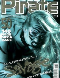 Private Magazine – Pirate 050