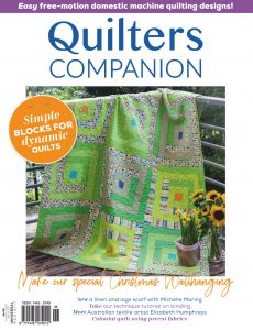 Quilters Companion – September 2020