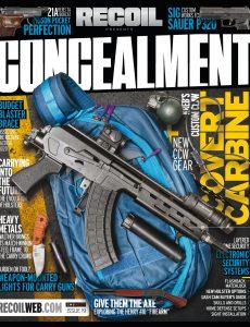 RECOIL Presents Concealment – September 2020