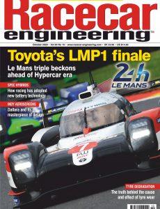 Racecar Engineering – October 2020