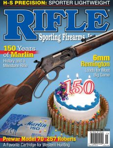 Rifle Magazine – November 2020