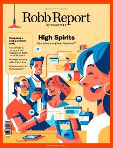 Robb Report Singapore – September 2020
