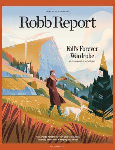 Robb Report USA – September 2020