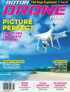 RotorDrone Pro – August-September 2020