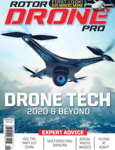 RotorDrone Pro – January-February 2020