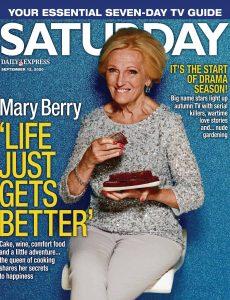 Saturday Magazine – September 12, 2020