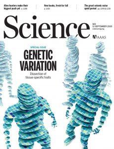 Science – 11 September 2020
