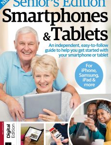 Senior's Edition Smartphones & Tablets – 10th Edition 2020