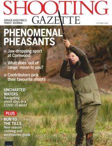 Shooting Gazette – October 2020