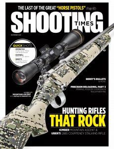 Shooting Times – November 2020