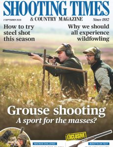 Shooting Times & Country – 02 September 2020
