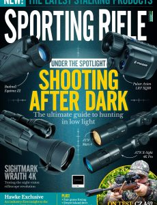 Sporting Rifle – October 2020