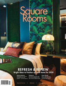 SquareRooms – January 2020