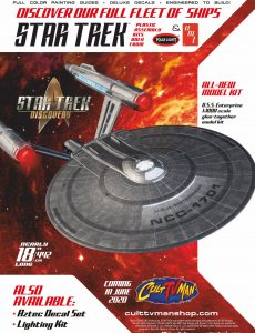 Star Trek Magazine – July 2020