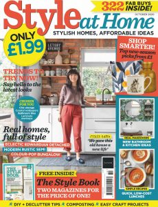 Style at Home UK – October 2020