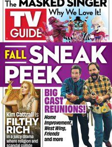 TV Guide – 14 September 2020