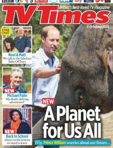 TV Times – 03 October 2020