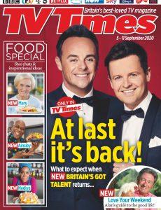 TV Times – 05 September 2020